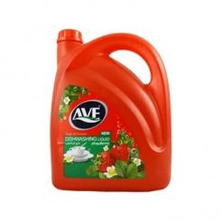 مایع ظرف شویی اوه 4 لیتری توت فرنگی