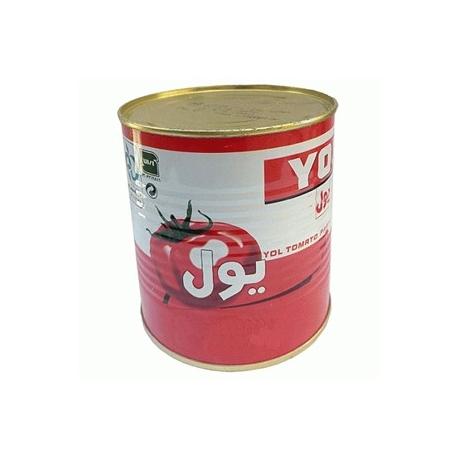 رب گوجه فرنگی یول 800 گرمی