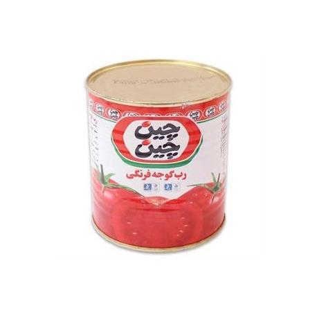 رب گوجه فرنگی چین چین 800 گرمی