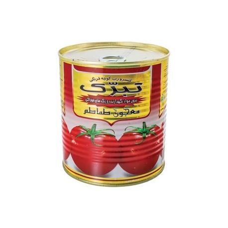 رب گوجه فرنگی تبرک 750 گرمی