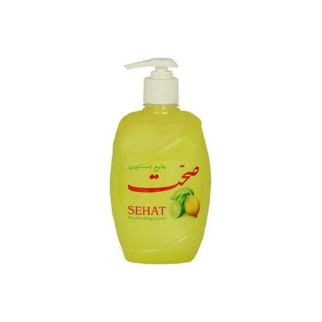 مایع دست شویی صحت نیم لیتری