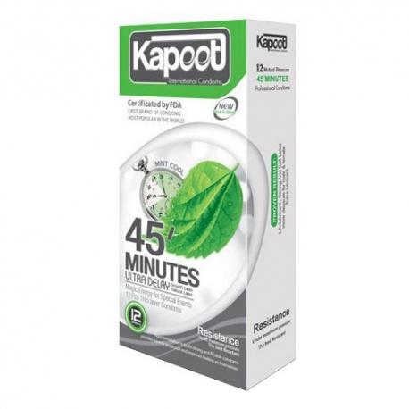 کاندوم 45 دقیقه تاخیری کاپوت