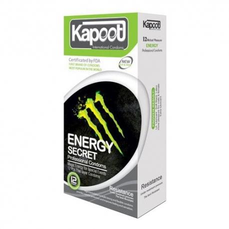 کاندوم انرژی تحریکی کاپوت