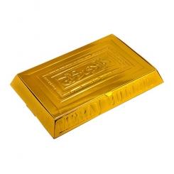 گز معراج آردی عسلی 30 درصد پسته 400 گرمی شمش طلا