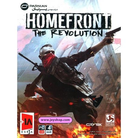 بازی Homefront The Revolution