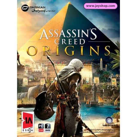 بازی Assassins Creed Origins