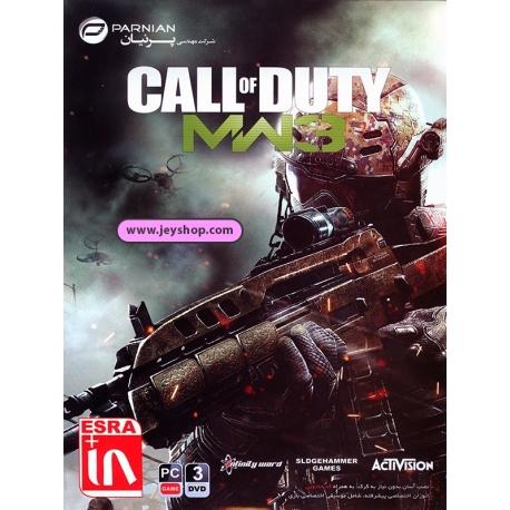 بازی Call Of Duty MW3