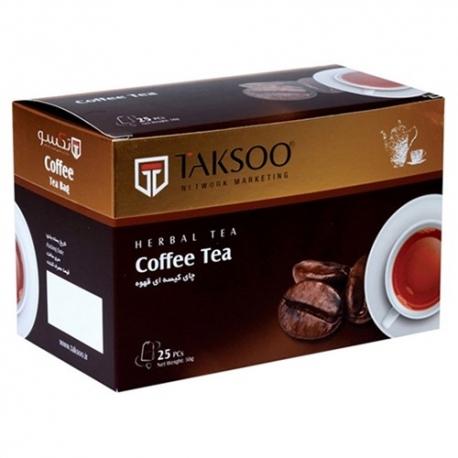 چای کیسه ای قهوه تکسو