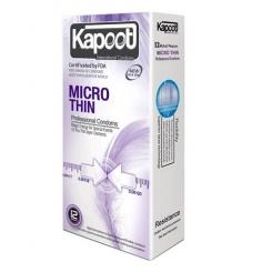 کاندوم خیلی نازک میکروتین کاپوت