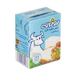 پنیر سفید نسبتا چرب روزانه 210 گرمی