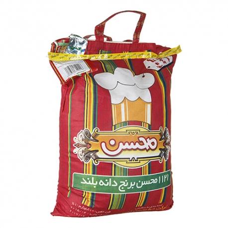 برنج دانه بلند محسن
