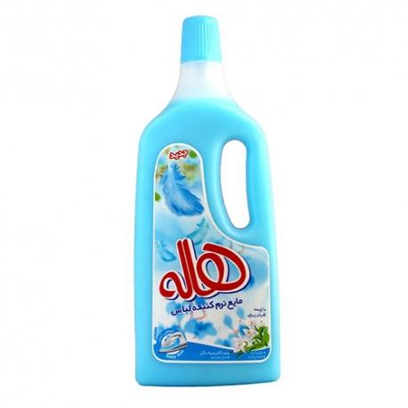 مایع نرم کننده لباس هاله یک لیتری