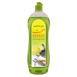 مایع ظرف شویی لیمو صحت یک لیتری