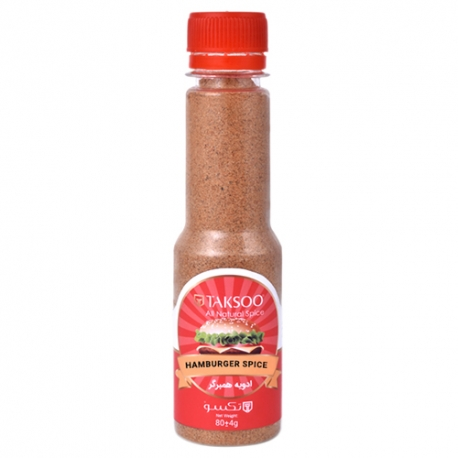 ادویه همبرگر تکسو 80 گرمی