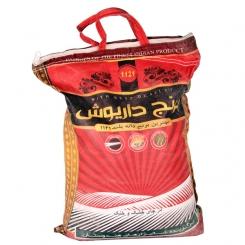 برنج هندی دانه بلند داریوش 10 کیلوگرم