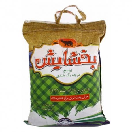 برنج دانه بلند بخشایش
