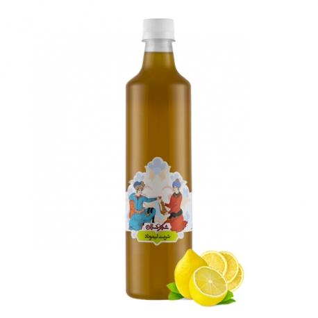 شربت گیاهی لیموناد شکرستان 950 گرمی | جی شاپ